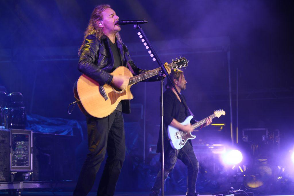 Maná at Los Dells Festival 2017