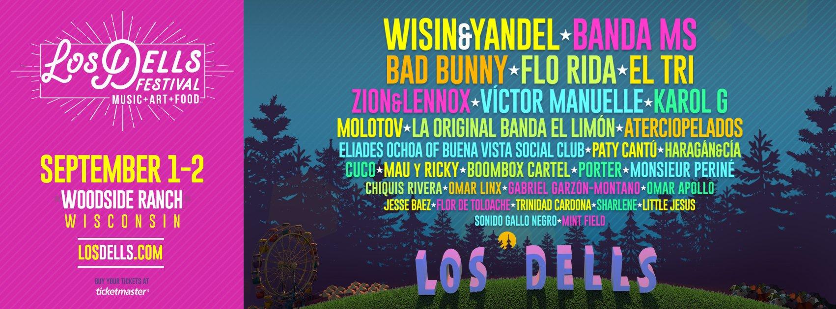 Los Dells Festival - 2018